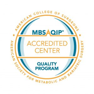 Metabolic and Bariatric Surgery Accreditation