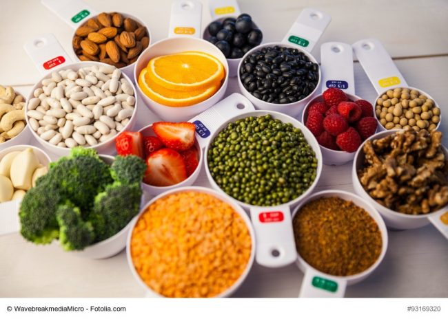 Healthy meals for those with diabetes